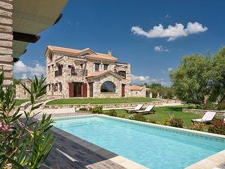 5 bedroom Villa in Vasilikos, Ionian Islands, Greece : ref 5668882