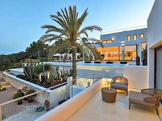 6 bedroom Villa in Es Cubells, Balearic Islands, Spain : ref 5669327