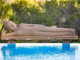 6 bedroom Villa in Es Cubells, Balearic Islands, Spain : ref 5669327