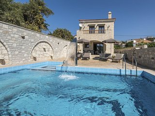 3 bedroom Villa in Asteri, Crete, Greece : ref 5668637
