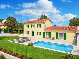 4 bedroom Villa in Kucici, Istria, Croatia : ref 5667951