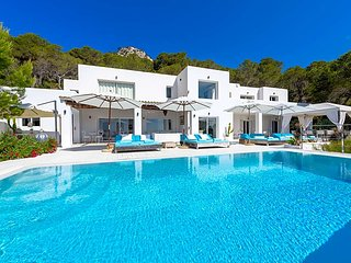 6 bedroom Villa in Es Cubells, Balearic Islands, Spain : ref 5669357