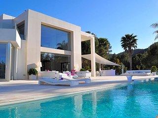 8 bedroom Villa in Es Cubells, Balearic Islands, Spain : ref 5669389