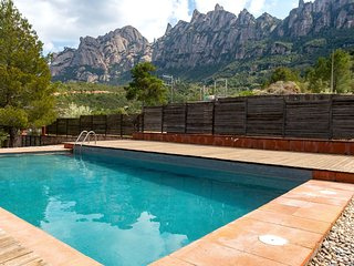 5 bedroom Villa in el Bruc, Catalonia, Spain : ref 5624171