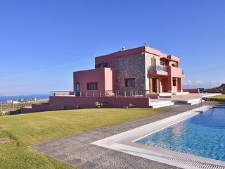 4 bedroom Villa in Ammoudi, Crete, Greece : ref 5667797