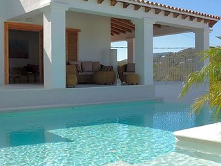 Cala Vadella Villa Sleeps 7 with Pool and Air Con - 5669278