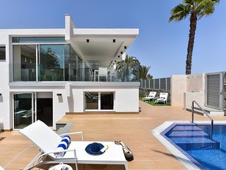 4 bedroom Villa in Meloneras, Canary Islands, Spain : ref 5668623