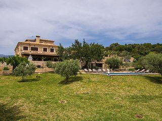 7 bedroom Villa in Inca, Balearic Islands, Spain : ref 5624181