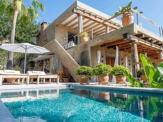 6 bedroom Villa in Es Cubells, Balearic Islands, Spain : ref 5669296