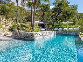 6 bedroom Villa in Es Cubells, Balearic Islands, Spain : ref 5669296