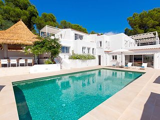 8 bedroom Villa in Es Cubells, Balearic Islands, Spain : ref 5669345