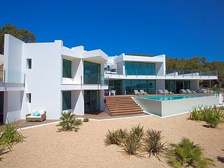 5 bedroom Villa in Es Cubells, Balearic Islands, Spain : ref 5669304