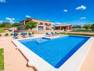 3 bedroom Villa in Sant Llorenç des Cardassar, Balearic Islands, Spain : ref 566