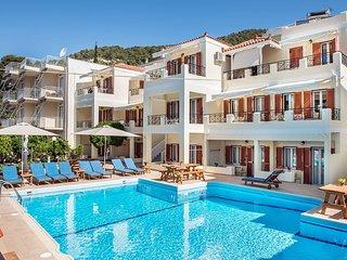 1 bedroom Apartment in Kyani Akti, Attica, Greece : ref 5668566
