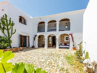 7 bedroom Villa in Sant Carles de Peralta, Balearic Islands, Spain : ref 5669335