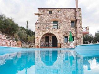 3 bedroom Villa in Agios Pavlos, Crete, Greece : ref 5668638