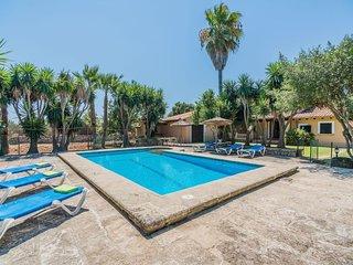 3 bedroom Villa in Port de Pollenca, Balearic Islands, Spain : ref 5658316