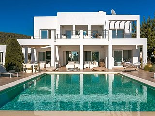 7 bedroom Villa in Es Cubells, Balearic Islands, Spain : ref 5669285