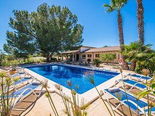 4 bedroom Villa in Can Picafort, Balearic Islands, Spain : ref 5667369