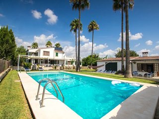 5 bedroom Villa in Lloseta, Balearic Islands, Spain : ref 5674080
