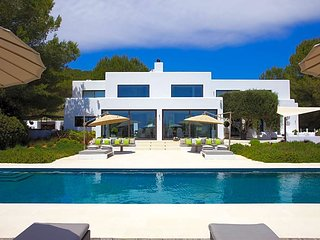 6 bedroom Villa in San Lorenzo de Balafia, Balearic Islands, Spain : ref 5669369