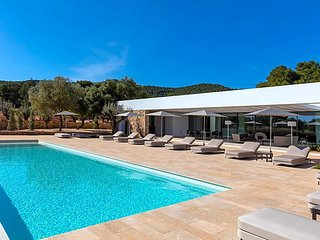 7 bedroom Villa in Can Furnet, Balearic Islands, Spain : ref 5669386