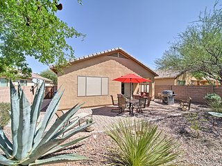 NEW! Anthem Home w/ Mtn Views, Patio, & Grill!
