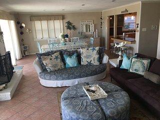 Beachfront Shabby Chic Luxury Home - On the Sand!