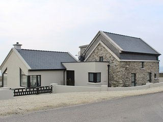 Holiday home.  The Barn, Malin Beg, Glencolmcille, County Donegal