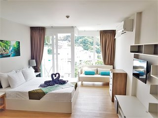Ozone Condotel - Cozy and bright apartment in Kata Beach