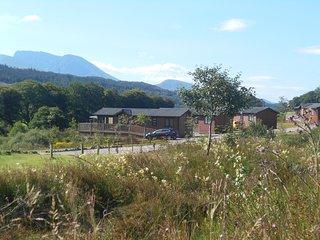 Monach Range Iona Lodge