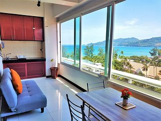 Patong Tower - Stunning seaview apartment at 100 mt from the beach