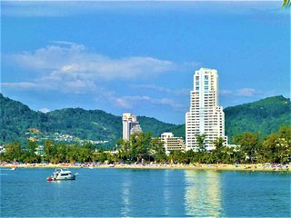 Patong Tower - 100m from the beach, 400m from Bangla Road!