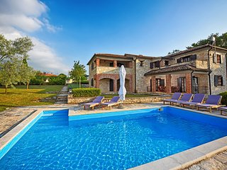 3 bedroom Villa in Fabci, Istria, Croatia : ref 5620443