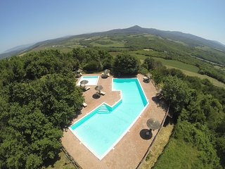 3 bedroom Villa in Casino di Terra, Tuscany, Italy : ref 5639752