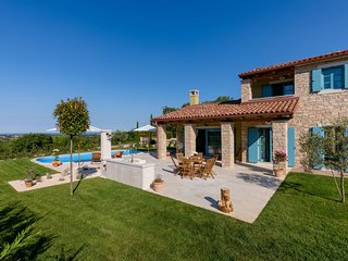2 bedroom Villa in Vilanija, Istria, Croatia : ref 5636856