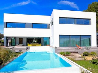 5 bedroom Villa in Playa de Talamanca, Balearic Islands, Spain : ref 5669318