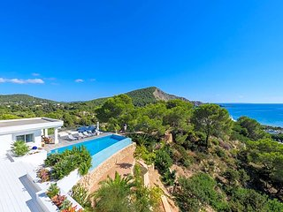 4 bedroom Villa in Es Cubells, Balearic Islands, Spain : ref 5669329