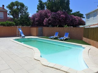 3 bedroom Villa in Canet-Plage, Occitania, France : ref 5667918