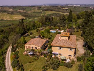 Super Self-Catering Apartment in Tuscany