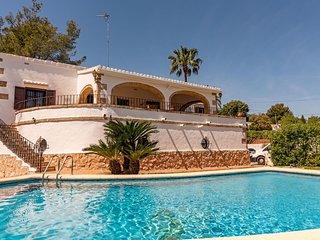 4 bedroom Villa in Xàbia, Valencia, Spain : ref 5622629