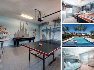 EC140- 5 Bedroom Contemporary Pool Villa
