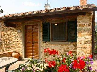 2 bedroom Villa in Castiglion Fiorentino, Tuscany, Italy : ref 5239777