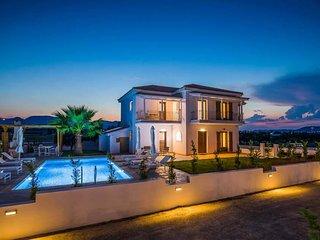 4 bedroom Villa in Kalpaki, Ionian Islands, Greece : ref 5658078