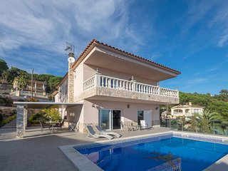 5 bedroom Villa in Lloret de Mar, Catalonia, Spain : ref 5667354