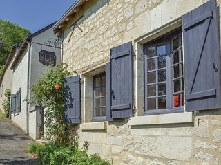 3 bedroom Villa in Candes-Saint-Martin, Centre, France : ref 5673534
