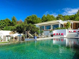 6 bedroom Villa in San Agustin des Vedra, Balearic Islands, Spain : ref 5669316