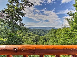 Breathtaking Cabin Views a luxury resort in Pigeon Forge area A+++ amenities!!!!