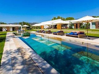 10 bedroom Villa in Es Cubells, Balearic Islands, Spain : ref 5669387