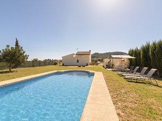 2 bedroom Villa in Xàbia, Valencia, Spain : ref 5620395
